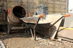 Strumenti della costruzione Immagini Stock