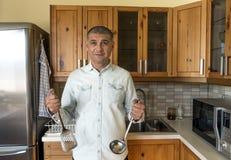 Strumenti della cucina Fotografia Stock Libera da Diritti