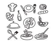 Strumenti della cucina royalty illustrazione gratis