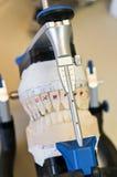 Strumenti dentali Immagine Stock