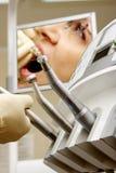 Strumenti dentali Immagini Stock Libere da Diritti