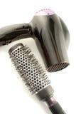 Strumenti di Hairstyling Immagine Stock Libera da Diritti