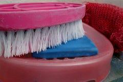 Strumenti di lavaggio Fotografia Stock Libera da Diritti