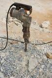 Strumenti di perforazione a terra. Immagini Stock Libere da Diritti