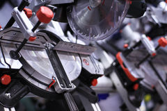 Strumenti industriali di tools Fotografia Stock