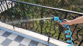 Strumento ad alta pressione dell'acqua Immagini Stock Libere da Diritti