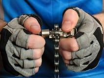 Strumento Chain Immagine Stock Libera da Diritti