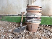 Strumento di costruzione Fotografia Stock