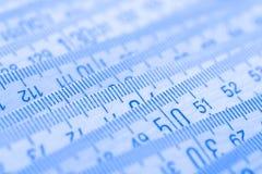 Strumento di misurazione Fotografia Stock