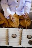 Strumento di musica/kimm tailandesi Immagini Stock