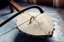 Strumento di musica tradizionale di Gusle Fotografie Stock