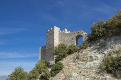 Strumica, Macédoine - Carevi Kuli photos stock