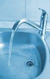 strumień wody Obrazy Royalty Free