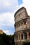 Strumień i Colosseum Zdjęcia Royalty Free