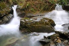 Strumień i fluidu ruch Fotografia Stock