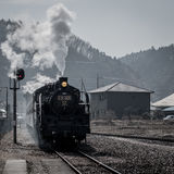 Strumień lokomotywa Zdjęcie Stock
