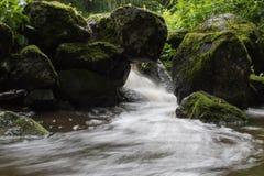 Strumień woda Fotografia Stock