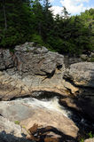 strumień wody Zdjęcie Stock