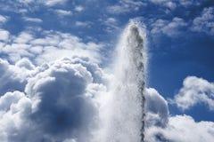 strumień wody Fotografia Stock