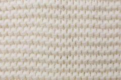 Strumpfbandstichstricken Stockbild