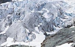 Strung climber Royalty Free Stock Image
