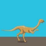 Struthiomimusdinosaurus Royalty-vrije Stock Foto's