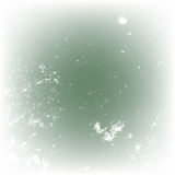 Struttura afflitta verde Immagini Stock