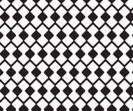 struttura alla moda moderna Ripetizione delle mattonelle geometriche con quadrato liscio Fotografia Stock