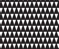 struttura alla moda moderna Ripetizione delle mattonelle geometriche dal triangolo Immagini Stock Libere da Diritti