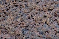 Struttura antica della superficie della pietra per fondo Immagine Stock Libera da Diritti