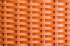 Struttura arancio Fotografia Stock