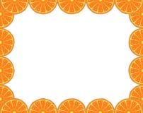 Struttura arancio Fotografie Stock Libere da Diritti