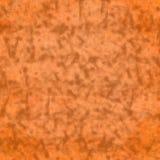 Struttura arancio astratta del fondo Fotografia Stock