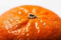 Struttura arancio della pelle fotografie stock libere da diritti