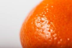 Struttura arancio della pelle Fotografia Stock Libera da Diritti