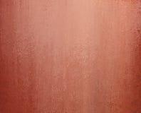 Struttura arancio rossa astratta del fondo Fotografie Stock Libere da Diritti