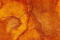 Struttura arancione della priorità bassa Fotografia Stock