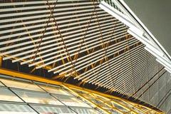 Struttura architettonica Fotografia Stock