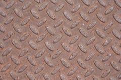 Struttura arrugginita del metallo Fotografie Stock