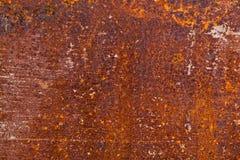Struttura arrugginita del metallo immagine stock