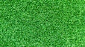 Struttura artificiale dell'erba verde o fondo dell'erba verde per il campo da golf campo di calcio o fondo di sport immagini stock
