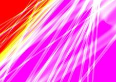 Struttura artistica di colore leggero di Crystal Abstract con bello effetto digitale luminoso illustrazione di stock