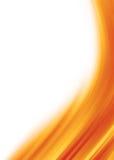 Struttura astratta arancione della priorità bassa Immagine Stock Libera da Diritti