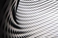 Struttura astratta del fondo della costruzione metallica fotografia stock libera da diritti