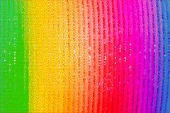 Struttura astratta del fondo di colore variopinto dell'arcobaleno Fotografie Stock