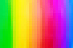 Struttura astratta del fondo di colore variopinto dell'arcobaleno Immagine Stock