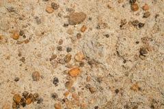 Struttura astratta del fondo di suolo torboso Fotografia Stock