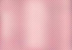 Struttura astratta del modello dei quadrati sul fondo rosa dell'oro royalty illustrazione gratis