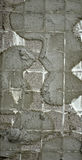 Struttura astratta dell'piastrelle di ceramica Immagine Stock Libera da Diritti