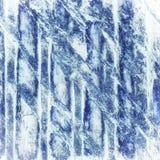 Struttura astratta di marmo blu del fondo Fotografia Stock Libera da Diritti